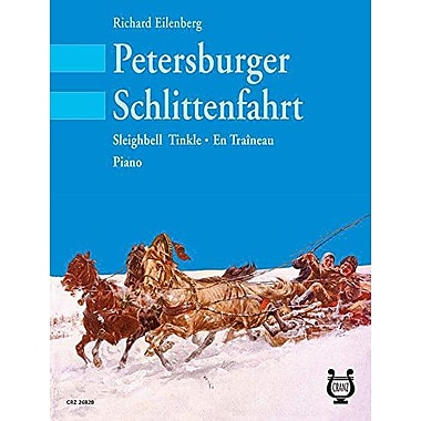 SLEIGHBELL TINKLE PIANO SOLO (9783920201108)