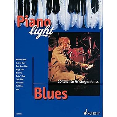 PIANO LIGHT 20 LEICHTE ARRANGEMENTS BLUES (9790001127028)
