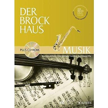DER BROCK HAUS MUSIK AND CD-ROM SET, Used Book (9783795700454)