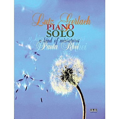 Lutz Gerlach Piano Solo (German Edition), Used Book (9783899220100)