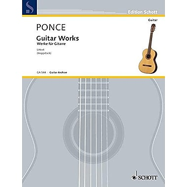 GUITAR WORKS (URTEXT), Used Book (9783795795429)