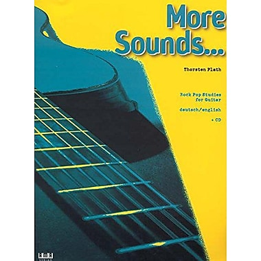 Plath : More Sounds (Book/CD Set), Used Book (9783932587542)