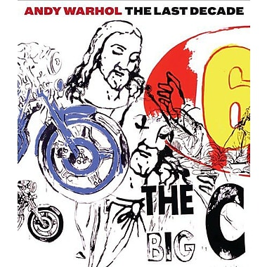 Andy Warhol: The Last Decade, New Book (9783791343440)