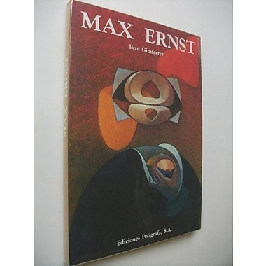 Max Ernst, Used Book (9788434303829)