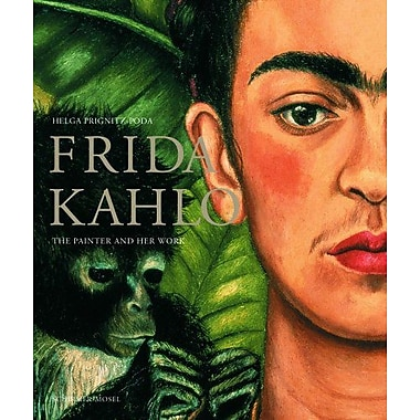 Frida Kahlo: The Painter and Her Work, New Book (9783829604642)