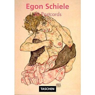 Egon Schiele Postcard Book (Postcardbooks), New Book (9783822895863)
