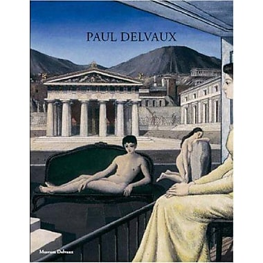 Paul Delvaux, New Book (9789085864073)