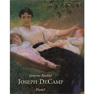 Joseph Decamp: The Boston Technician (Art & Design), Used Book (9783791316048)