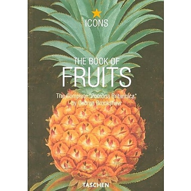 The Book of Fruits (Icons), New Book (9783822847404)