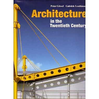 Architecture in the Twentieth Century (Single Jumbos) (9783822805503)