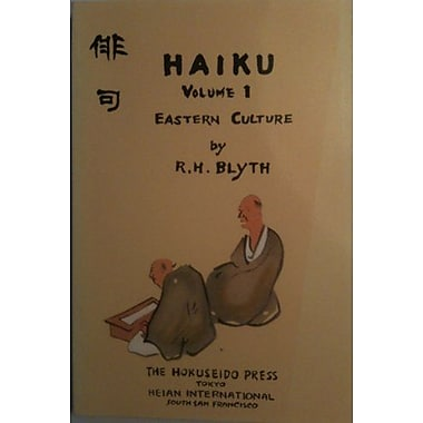 Haiku, Vol. 1: Eastern Culture (Japanese and English Edition), New Book (9784590005720)