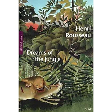 Henri Rousseau: Dreams of the Jungle (Pegasus Library), New Book (9783791324098)