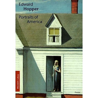 Edward Hopper: Portraits of America (Pegasus Library), Used Book (9783791320083)