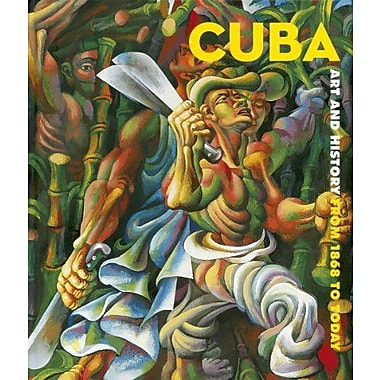 Cuba: Art and History from 1868 to Today, New Book (9783791343945)
