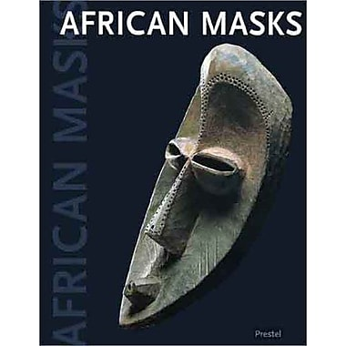 African Masks: From the Barbier-Mueller Collection, New Book (9783791327099)