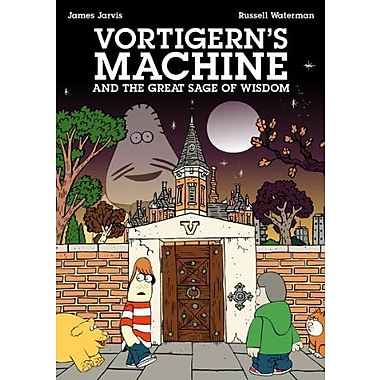 Vortigern's Machine And the Great Sage of Wisdom (9783899550986)