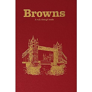 Browns: A Walk Through Books (Directions Series, Volume 4), Used Book (9788887469073)