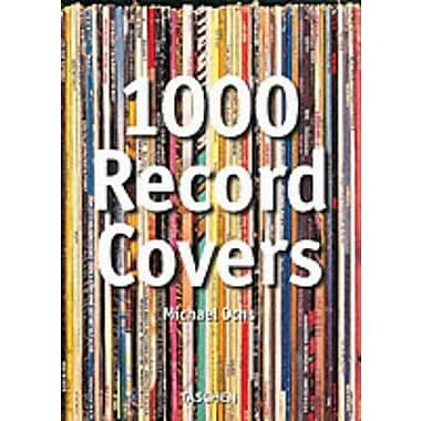 1000 Record Covers (9783822816233)