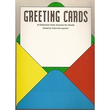 Greeting Cards: A Collection from Around the World (9784766105377)