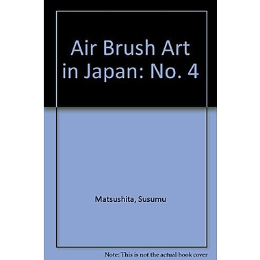 Airbrush Art in Japan, No 4, Used Book (9784766106596)
