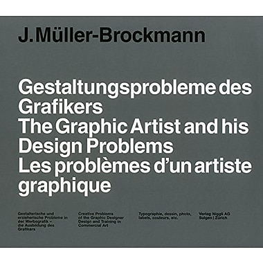 The Graphic Artist and His Design Problems, Used Book (9783721204667)