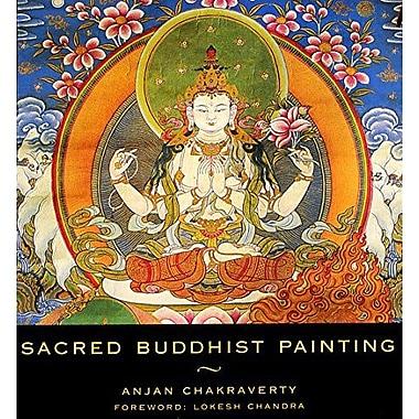 Sacred Buddhist Painting, Used Book (9788174360427)