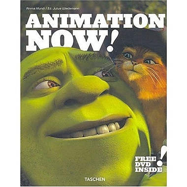 Animation Now! (Italian/Spanish/Portugese) (Italian, Portuguese and Spanish Edition), Used Book (9783822832202)