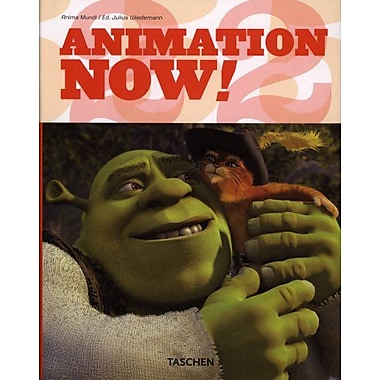 Animation Now! (Taschen 25th Anniversary) (9783822837894)