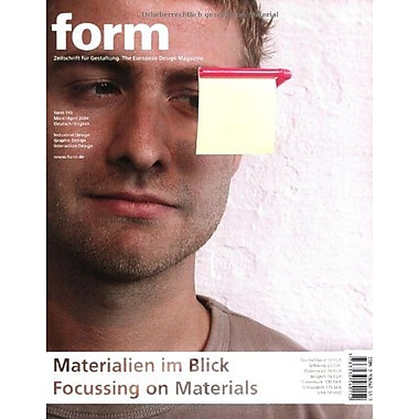 form, Issue 195 (Zeitschrift Form), Used Book (9783936560152)