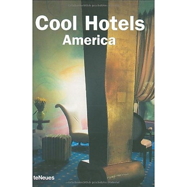 Cool Hotels America (Designpocket), Used Book (9783823845652)