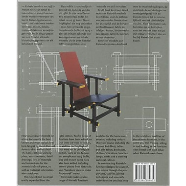 How to Construct Rietveld Furniture (Dutch Edition), New Book (9789068682809)
