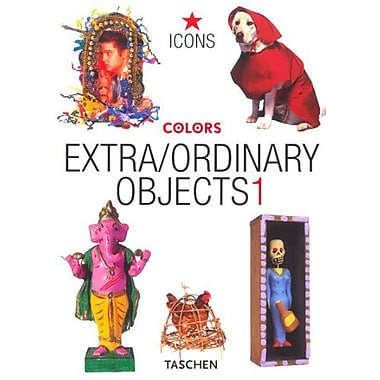 Extra/Ordinary Objects: Colors (Vol 1) (French Edition) (9783822823965)