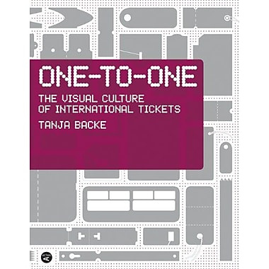 ONE TO ONE, New Book (9788496540163)