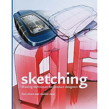 Sketching (12th printing): Drawing Techniques for Product Designers, New Book (9789063691714)