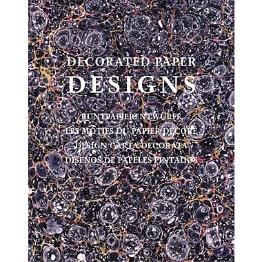 Decorated Paper Designs 1800 (Pepin Press Design Books), New Book (9789054960164)