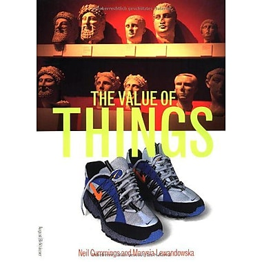 The Value of Things, Used Book (9783764363161)
