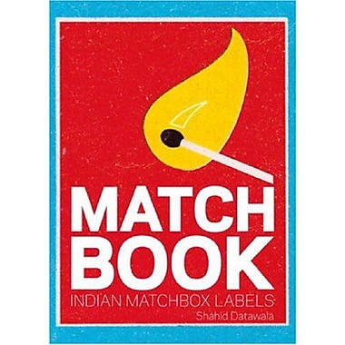 Matchbook: Indian Matchbox Labels (9788186211229)