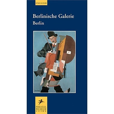 Berlinische Galerie Berlin (Museum Guide) (German Edition), New Book (9783791332055)