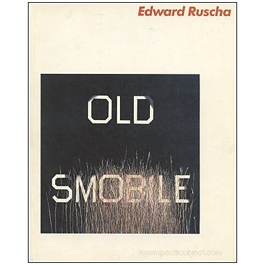 Edward Ruscha: Paintings, New Book (9789069180489)