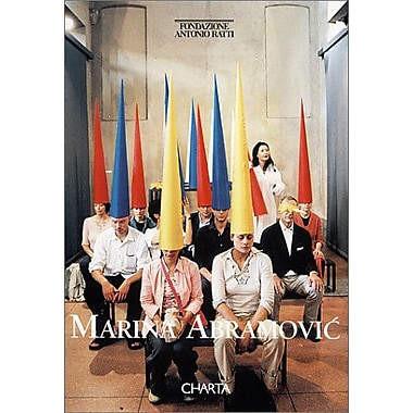 Marina Abramovic (English and Italian Edition), New Book (9788881583652)