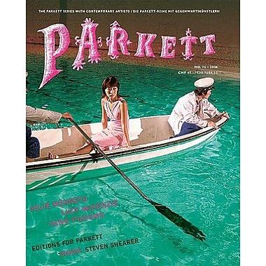 Parkett No. 76 Yang Fudong, Lucy McKenzie, Julie Mehretu, Used Book (9783907582367)
