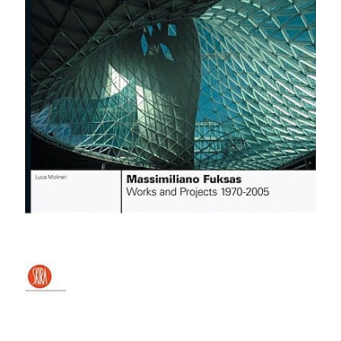 Massimiliano Fuksas: Works and Projects, 1970-2005, Used Book (9788876242892)