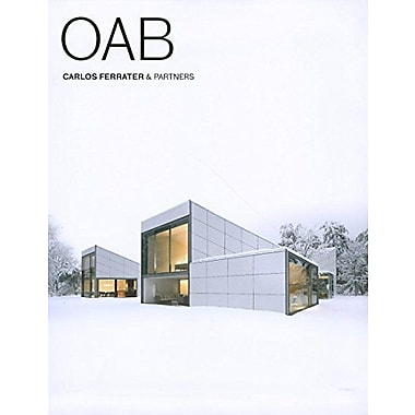 OAB FERRATER AND PARTNERS, New Book (9788492861231)