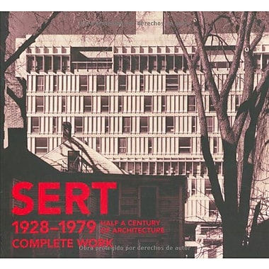 Sert, 1928-1979: Half a Century of Architecture: Complete Work, Used Book (9788493392871)