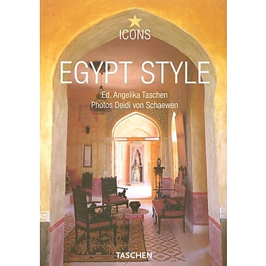 Egypt Style (Icons) (English, French and German Edition), New Book (9783822839119)