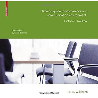 Planning Guide for Conference and Communication Environments, New Book (9783764387587)