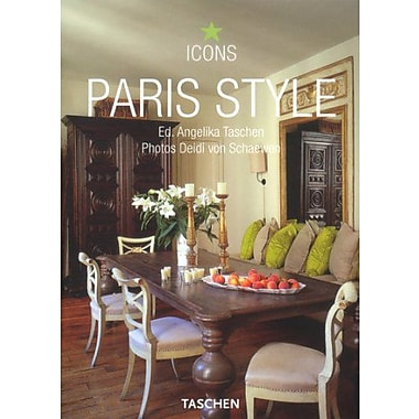 Paris Style (Icons), Used Book (9783822814383)