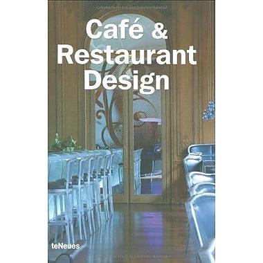 CafE & Restaurant Design, New Book (9783832790172)