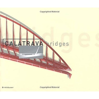 Calatrava Bridges, Used Book (9783764353643)