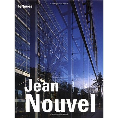 Jean Nouvel (Archipockets), New Book (9783823855866)